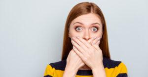 4 situações causadas pela falta de higienização bucal